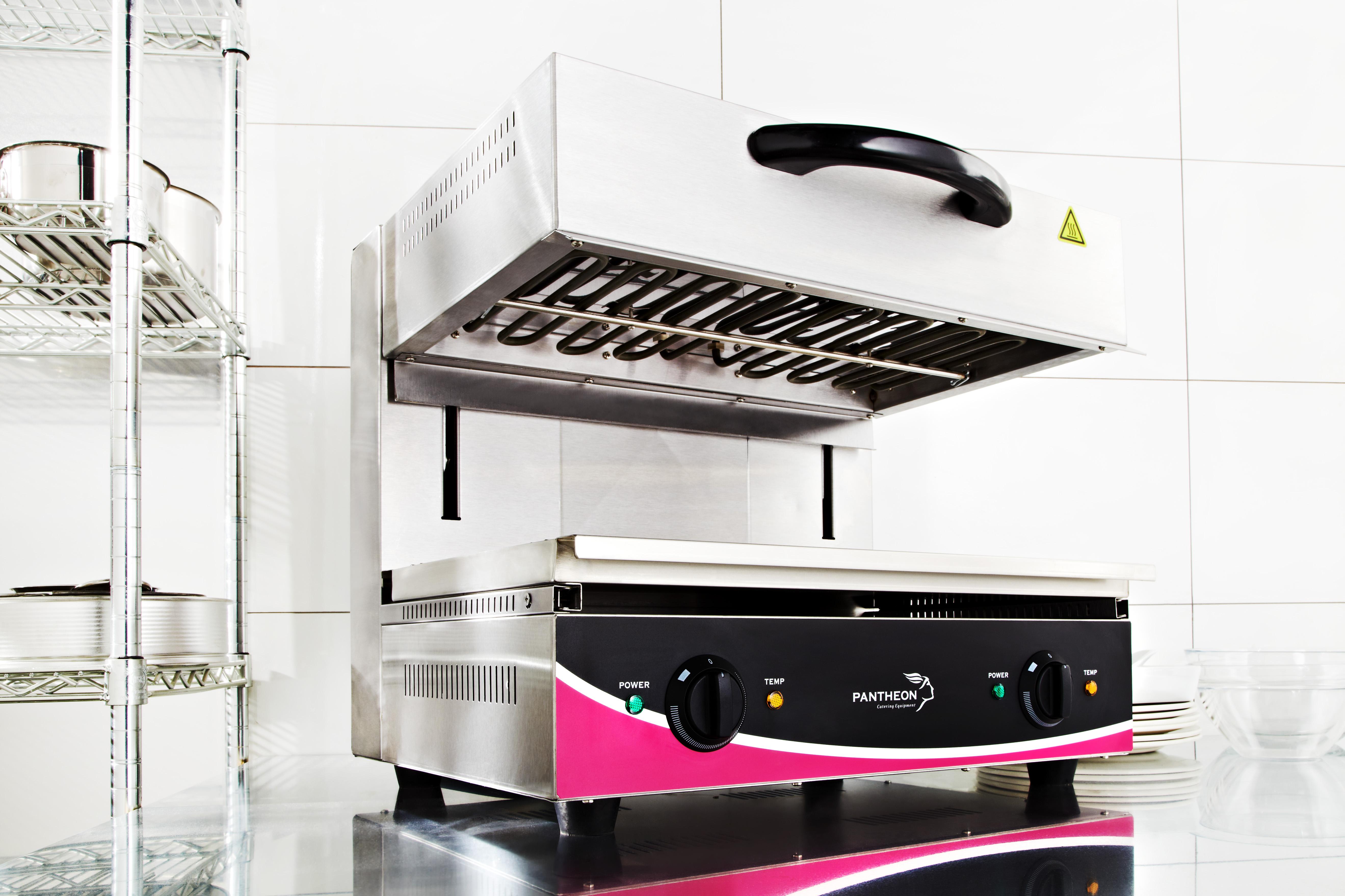 AS600 - Adjustable Salamander Grill | Pantheon Catering Equipment