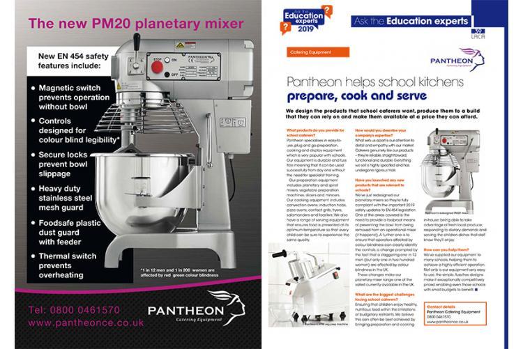 Pantheon Magazine Coverage